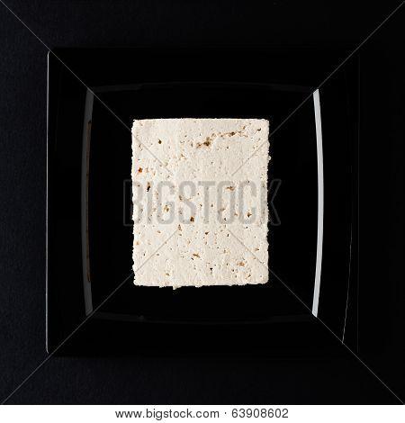 Tofu on Black