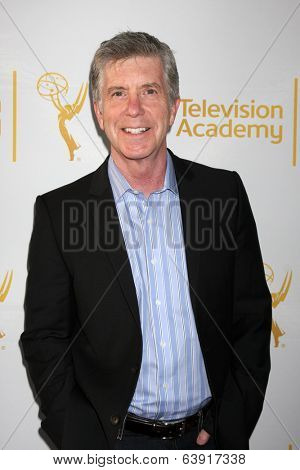 LOS ANGELES - APR 9:  Tom Bergeron at the An Evening with