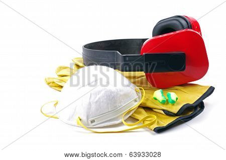 personal safety gear