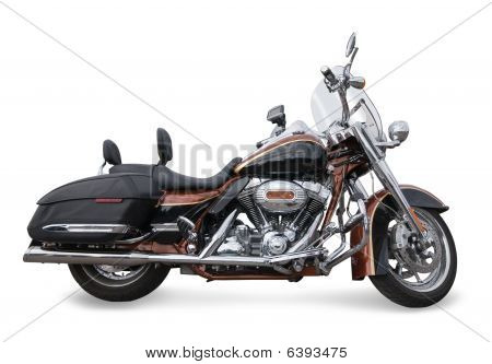 Large Motor Cycle