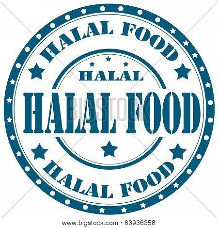 Halal Food-stamp