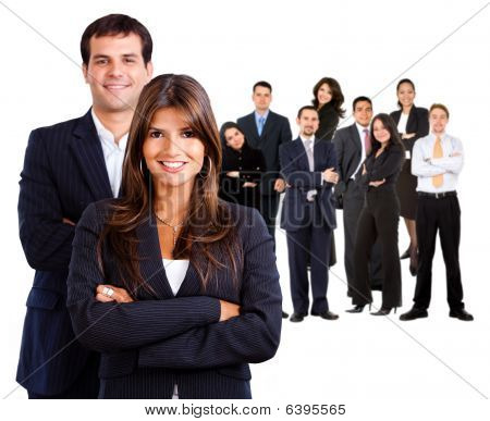 Beautiful Business Leaders