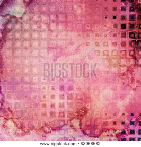 Highly detailed abstract texture or grunge background. For art texture, grunge design, and vintage paper or border frame
