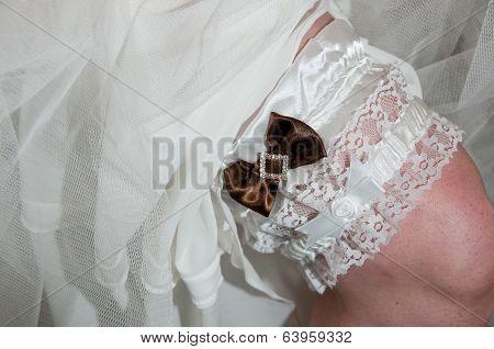 Bride's Garter Belt