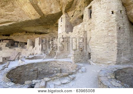 Mesa Verde National Park, Colorado, United States.