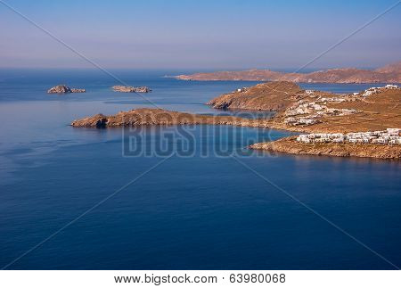 Blue Sea Mediterranean And Greek Islands ...