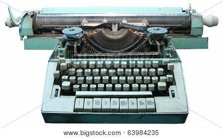 Obsolete Vintage Typewriter