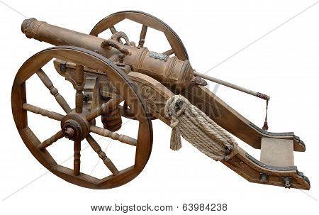 Ancient Combat Cannon