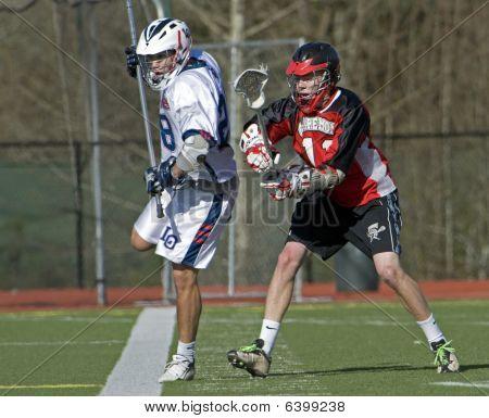 High School Boys Varsity Lacrosse