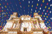 picture of neoclassical  - Church in San Cristobal de las Casas Chiapas Mexico - JPG