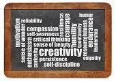 image of discipline  - creativity - JPG