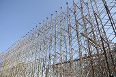 stock photo of formwork  - CYBERJAYA - JPG