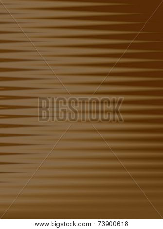 Brown Abstract Window Blinds