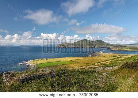 Scenery Of Valentia Island