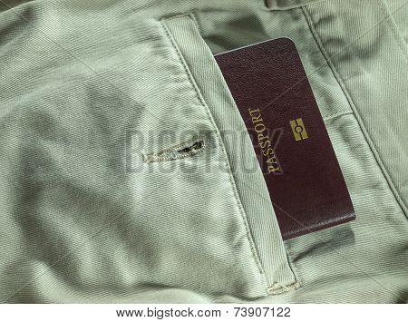 Pant And Passport