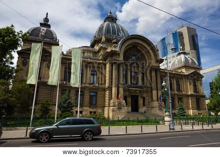 Bucharest Center - Cec Palace