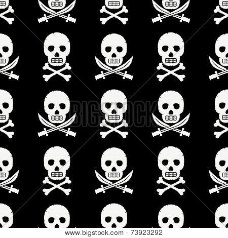 Pirate Skull Pattern