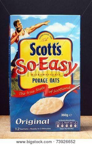 Scott's Porridge Oats