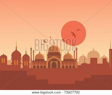 Asian Skyline