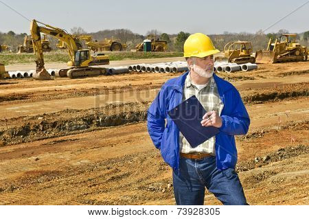Construction Supervisor