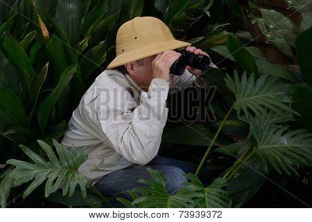 Explorer Man
