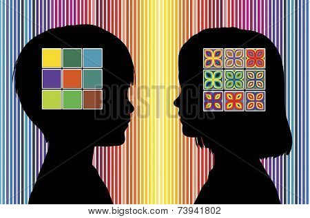 Color Perception Of Children