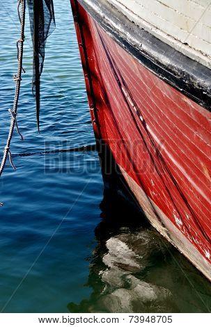 Retired Fishing Boats