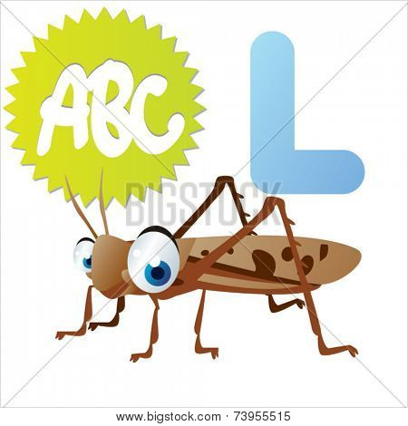 L is for Locust