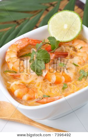 Shrimp Soup