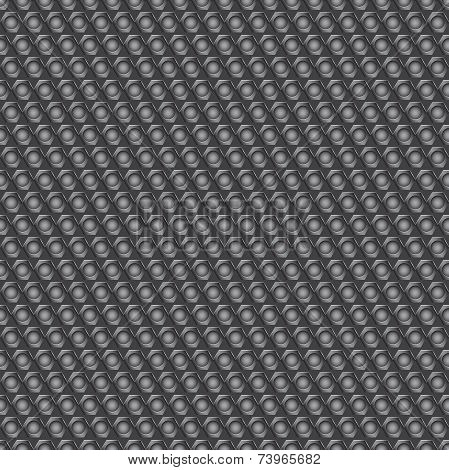Seamless Carbon Pattern