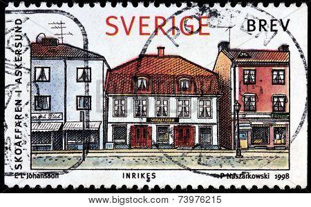Askersund Stamp