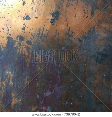 Grunge Texture, Vector Illustration