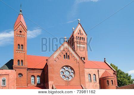 Church of Saints Simon and Helena