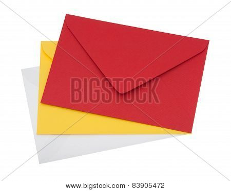 Envelopes Including Clipping Path