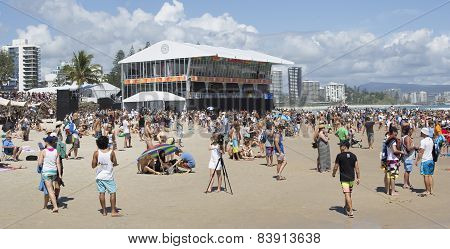 Quicksilver Roxy Pro at Snapper Rocks Coolangatta