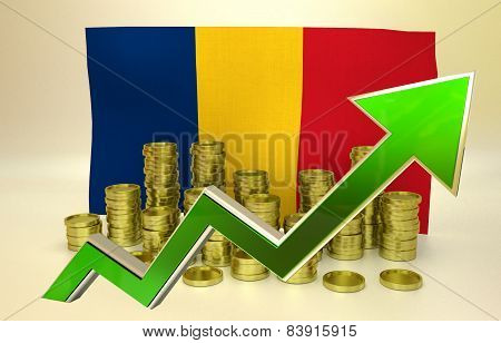 currency appreciation - Romanian economy