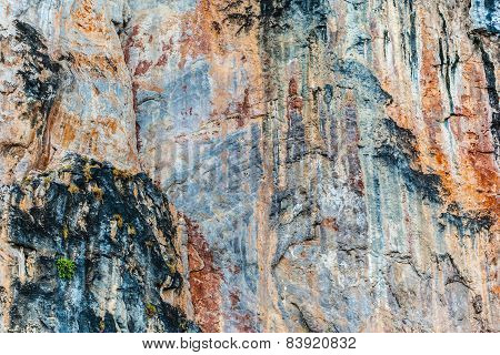 Barren Rockface
