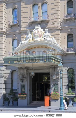 Historical Architecture Melbourne