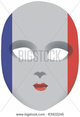 France Mask