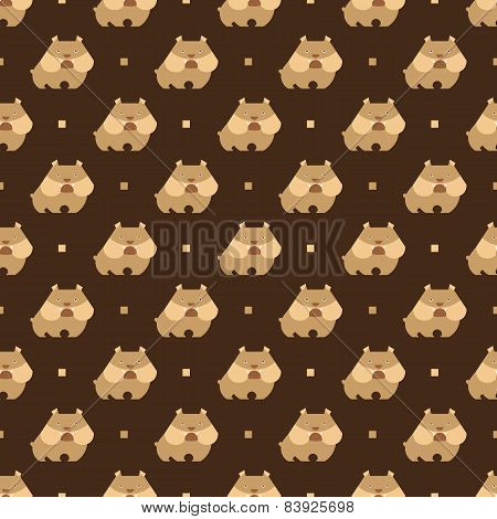 bulldog pattern