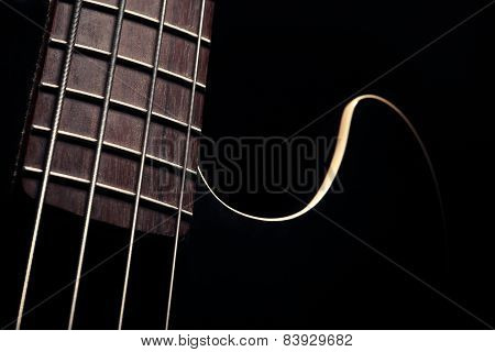 Bass Fret Board