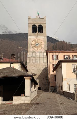 Bormio - Beautiful Medieval Town In Italian Alps