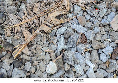 dirty stone