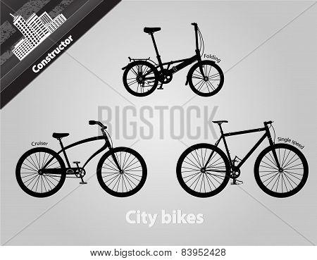 City Bikes.