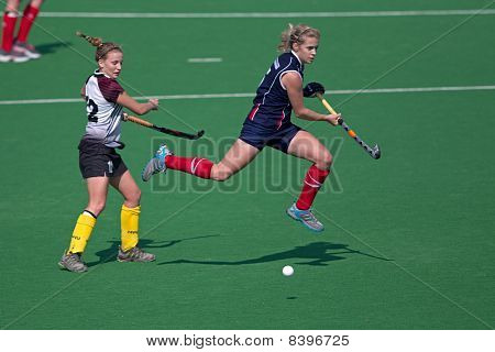 Woman's Field Hockey