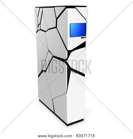 3D Server Blade Unit