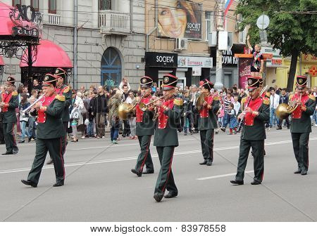 Musical Street Parade