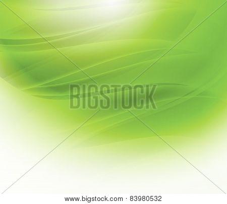 Ornate Background Wave