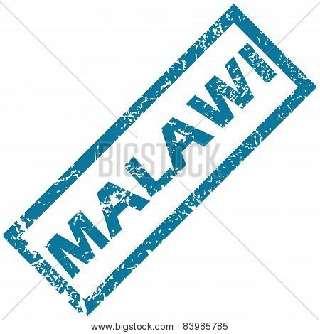 Malawi rubber stamp
