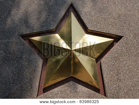 Golden Soviet Star